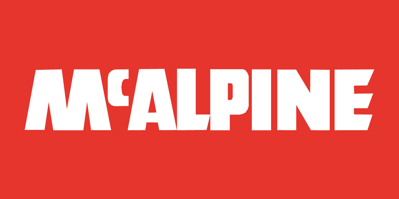 McAlpine Plumbing Fittings